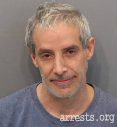 Paul Valliere Arrest Photo