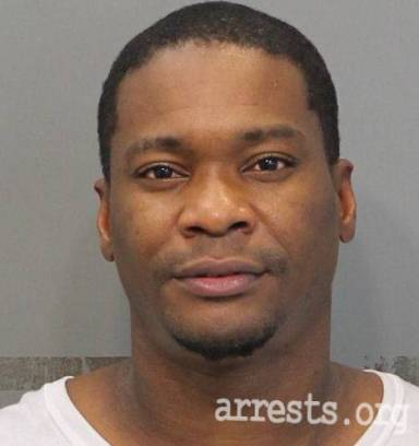 Kenneth Moore Arrest Photo