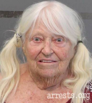 Shirley Gillis Arrest Photo