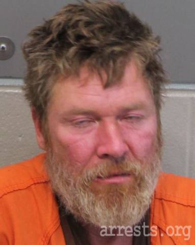 Barry Dill Arrest Photo
