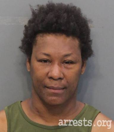 Rhonda Hampton Arrest Photo