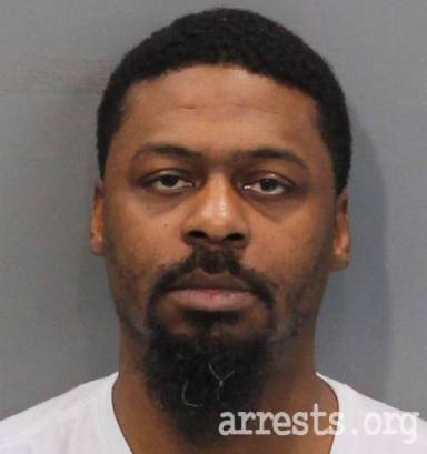 Marvin Foster Arrest Photo