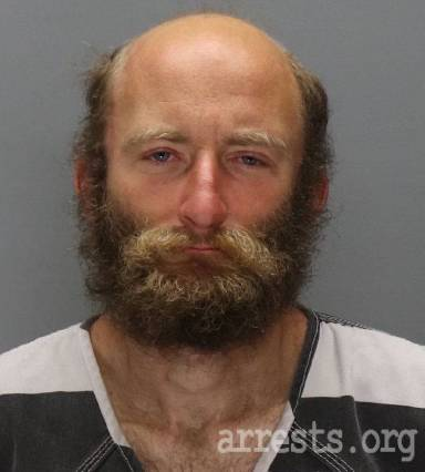 Chad Whaley Arrest Photo