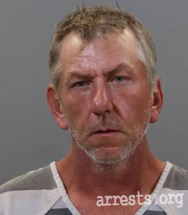 Fred Mays Arrest Photo