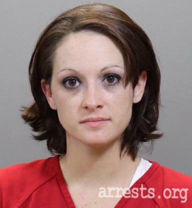 Ashlee King Arrest Photo