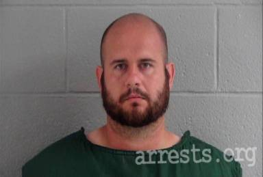 Colby Cannon Arrest Photo