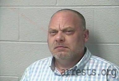 James Carder Arrest Photo