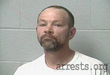 Thaddeus Webb Arrest Photo