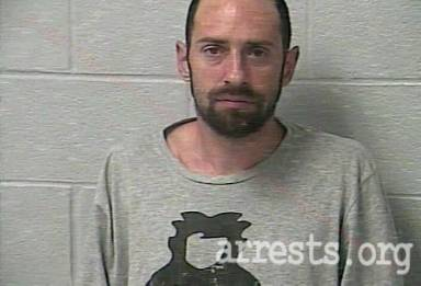 Andrew Grimes Arrest Photo