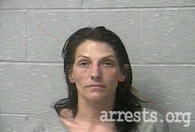 Michelle Peters Arrest Photo