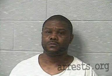 Gary Oneal Arrest Photo