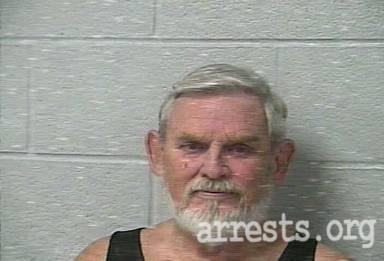 Larry  Haislip Arrest Photo