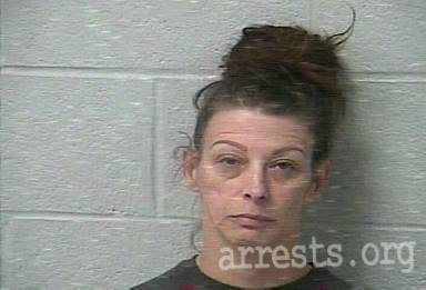 Andrea Rogers Arrest Photo