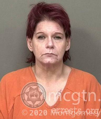 Joan Mimms Arrest Photo
