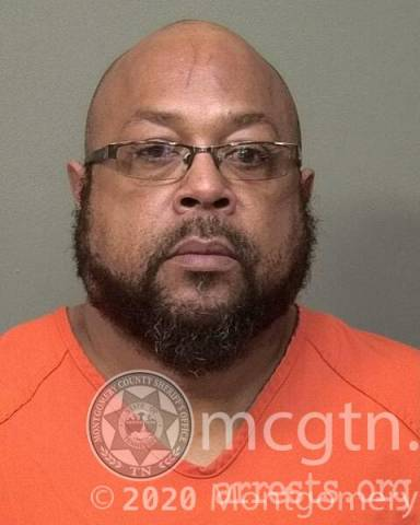 Tyrone Caudle Arrest Photo