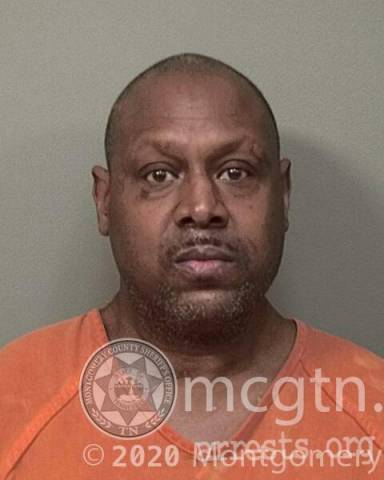 Pernell Taylor Arrest Photo