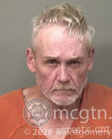 Hollis Musser Arrest Photo