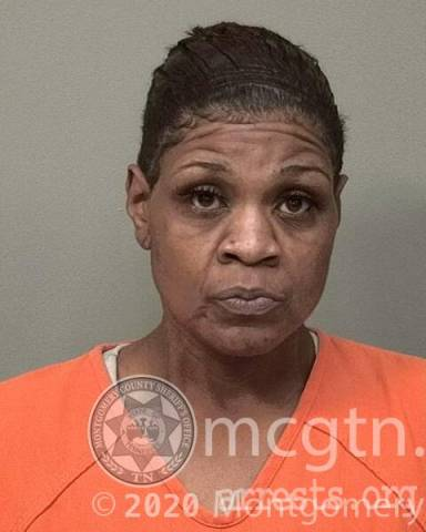Diann Jones Arrest Photo