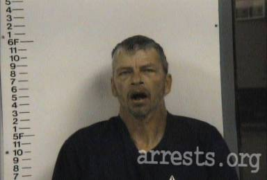 Danny Rich Arrest Photo