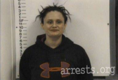 Samantha Brewer Arrest Photo