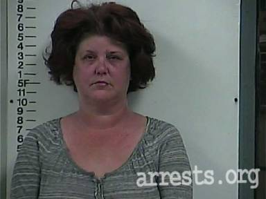Julie Balmer Arrest Photo