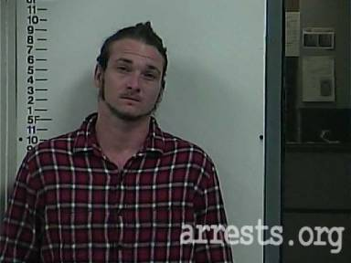Christopher Hartford Arrest Photo