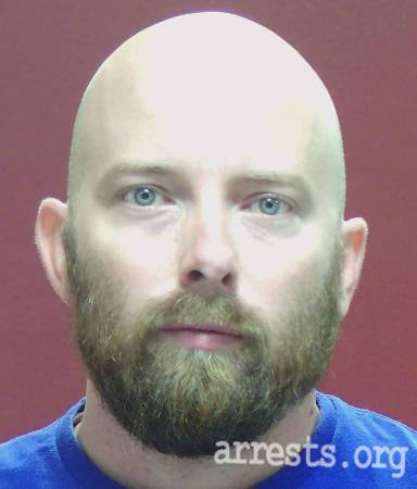 Jeremy Bishop Arrest Photo