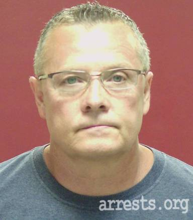 Randy Stinnett Arrest Photo