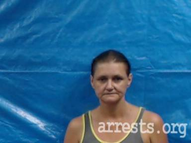 Debbie Stooksbury Arrest Photo