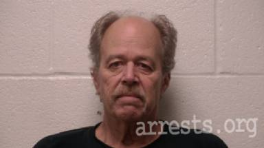 Ralph Ansel Arrest Photo