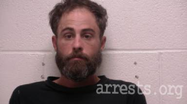 Chad Velong Arrest Photo
