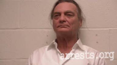 James Russell Arrest Photo