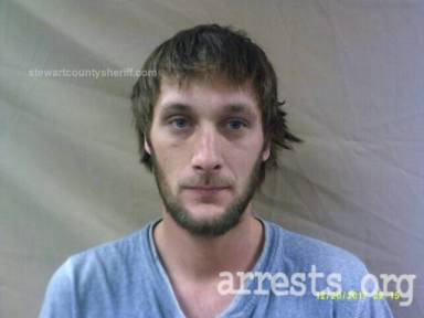 Richard Riggins Arrest Photo