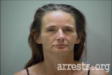 Stephanie Pruette Arrest Photo
