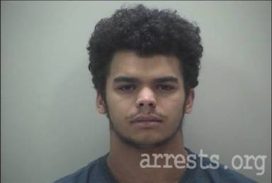 Amari Kelton Arrest Photo