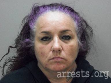 Melissa Key Arrest Photo