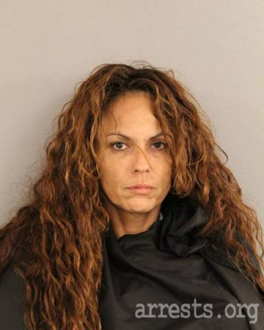 Mary Gonzales Arrest Photo