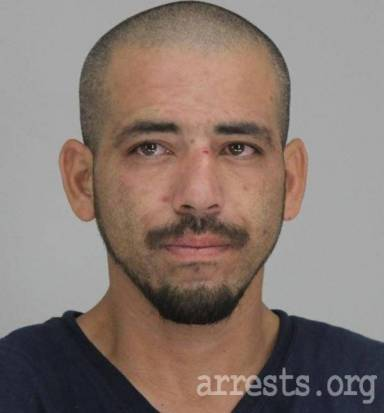 Billy Lujan Arrest Photo