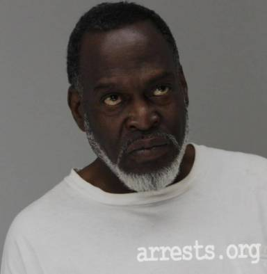 Titus Hicks Arrest Photo