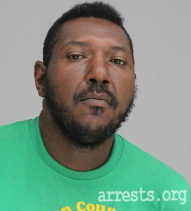 Aaron Brooks Arrest Photo