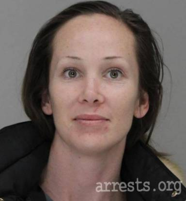 Sarah Anthamatten Arrest Photo