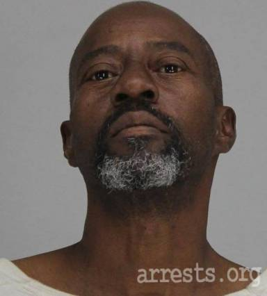 Anthony Glover Arrest Photo