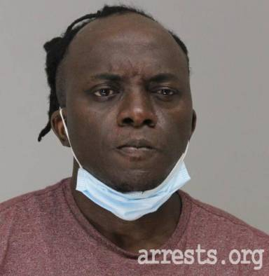 Babatunde Sulaiman Arrest Photo