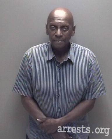 Charles Rochell Arrest Photo