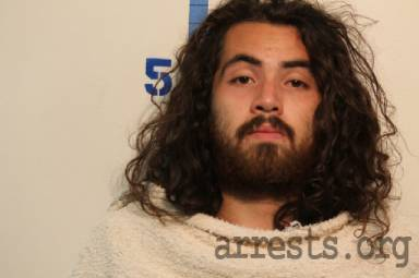 Jose Acuna Arrest Photo