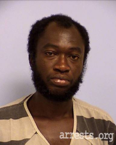 Kofi Quaison Arrest Photo