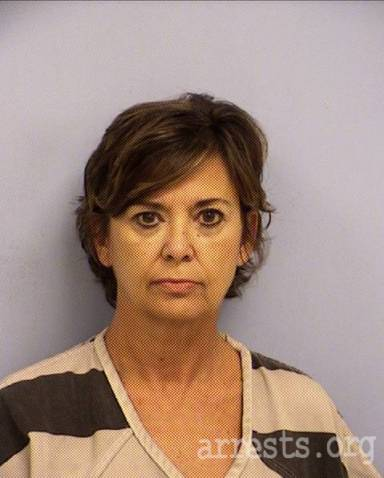 Dianne Hastings Arrest Photo
