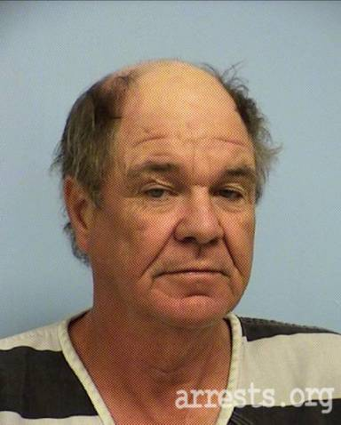 Corkey Bryant Arrest Photo