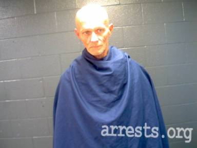 Richard Mann Arrest Photo