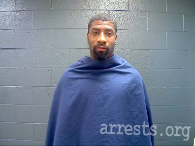 Maurice Lawson Arrest Photo